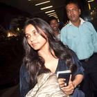 Rani, Aditya, Yash and Uday Chopra Return From vacation