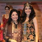 Anushka Sharma Walks At Ritu Kumar's Flagship Store Launch