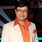 Sachin Pilgaonkar on the sets of Chote Miyan