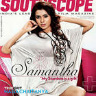 Samantha Latest Shoot for Southscope Magazine Stills