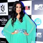 Nargis Fakhri at Nokia Lumia and KWAN W.E. Rock Concert