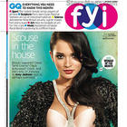 Amy Jackson in GQ India January 2012 Issue