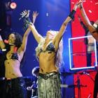 Rock Star Shakira Sexy Dance Stills