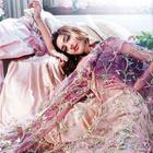 Sonam Kapoors New Print Ads for Shehla Khan