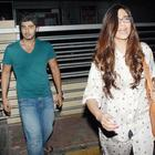 Sonam's Night Out With Cousin Arjun Kapoor