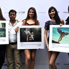 Manish Chaturvedi's 2012 Angel themed calendar launch