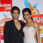 Deepika & Sidharth Mallya in Calendar Girl