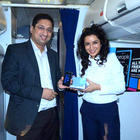 Tisca Chopra at Nokia Lumia 800 sky party