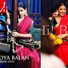 Vidya Balan on the cover of Hi! Blitz - January 2012