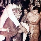 Amitabh Jaya Wedding