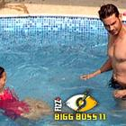 Amidst Tamasha in the Pool, Fans Complain of Racism in Bigg Boss House