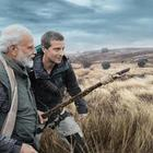 PM Modi Was Calm, Report Bear Grylls