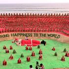 Sudarshan Pattnaik Sets Another Record on Christmas in Puri.