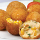 Corn Cheese Balls That Taste As Good AS They Look!