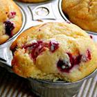 Get Baking - Banana Cranberry Muffins
