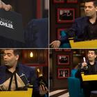 Koffee With Karan Season 5: Karan Johar finally reveals what is inside the hamper.