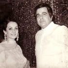Most Beautiful Celeb Dilip Kumar and Saira Banu