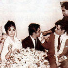 Dilip Kumar and Saira Banu Wedding