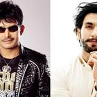 KRK Starts Another Controversy with Remark About Ranveer Singh!