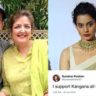 Sunaina Roshan Thinks the Ranaut Sisters are Bringing her Justice!