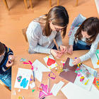 5 Benefits of Making Crafts With Your Children