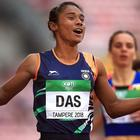 Golden Girl Hima Das: a Real Hero to Look Up to!