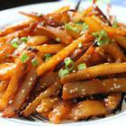Honey Chilli Potatoes At Home!