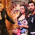 John Abraham Proves to be a Spoilsport!
