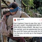 What is the Birdbox Challenge, and Should You Try It?