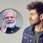 PM Modi Praises the Efforts of Kartik Aryan!