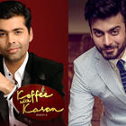 Karan Johar is back with Fawad Khan on season 5 as his first guest.