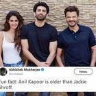 How is Anil Kapoor Getting Younger Day by Day?