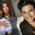 Sushant Singh Rajput and Rhea Chakraborty are House-Hunting?