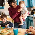 Tips to Make Mornings Easier for Working Moms