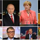 Guess Who Are the Most Powerful People in the World?