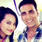 Akshay Pairs Up With Sonakshi Once Again!
