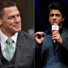 Why's Wrestler John Cena Going Gaga About SRK?