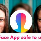 Is It Safe to Use Applications Like Face App?