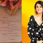 Amitabh Bachchan Sends a Note to Radhika After Watching Her Film