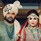 A Glimpse into the Ginni-Kapil Wedding!