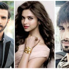 Shahid May Not Work With SLB In Padmavati