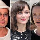 Angelina Jolie dumped Brad Pitt over Marion Cotillard affair.