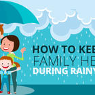 Tips for Keeping Your Family Healthy During the Monsoon Season