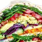 Rainbow on Your Plate!