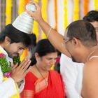 Engagement of Megastar Chiranjeevi's son Ramcharan Teja