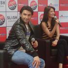 Ranveer Singh and Anushka Sharma at Reliance Digital