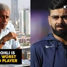 OMG - Naseeruddin Shah Trolls Virat Kohli for Arrogant Behaviour