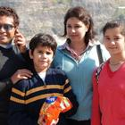 Sachin With His Family Nice Still