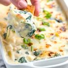 Yummy Spinach Artichoke Dip Recipe