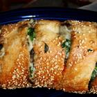 Stuffed Bread at Home